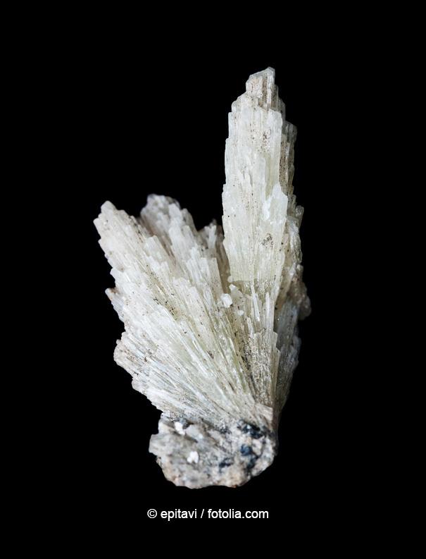 Mineral Strontianit © epitavi / fotolia.com